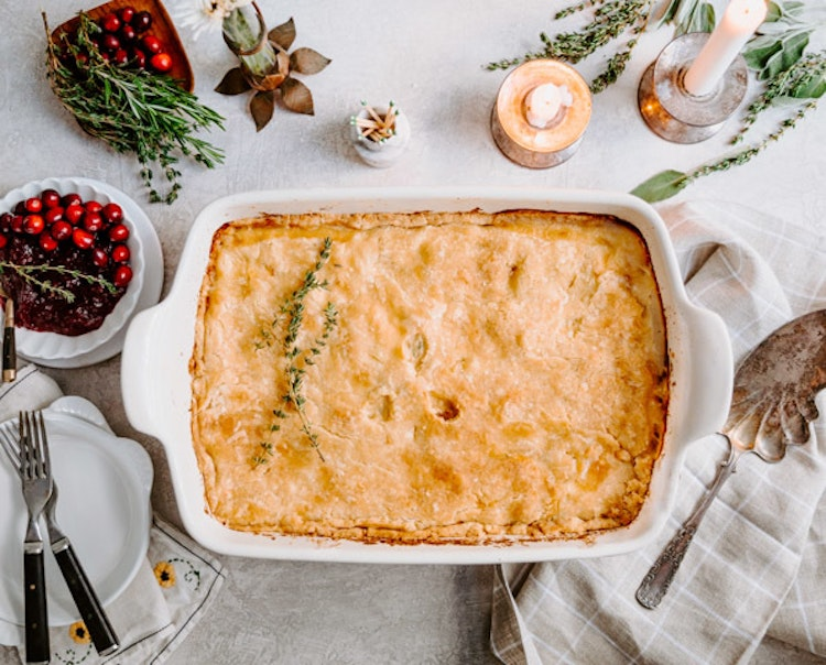 The Classic Chicken Pot Pie of Your Comfort Food Dreams