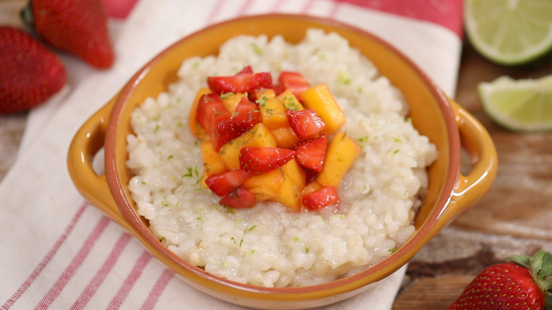 Coconut Rice Pudding Made in a Rice Cooker