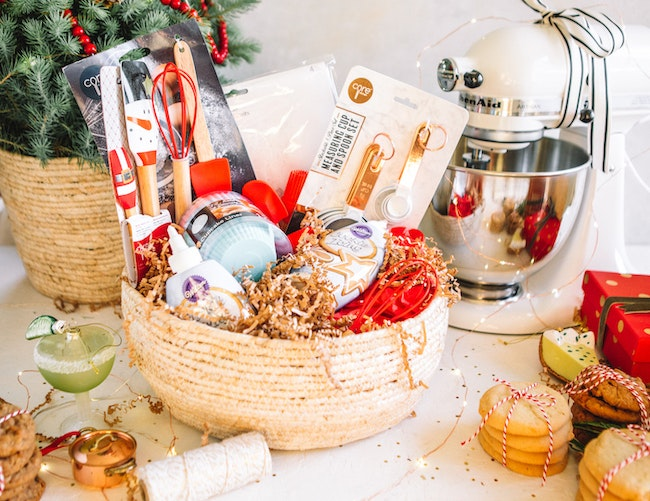 The Ultimate Cookie Lover's Gift Basket