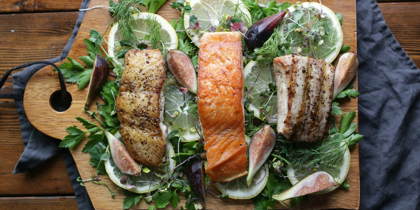 How to Cook Fish 3 Ways: Sautéed, Salt Block and Grilled