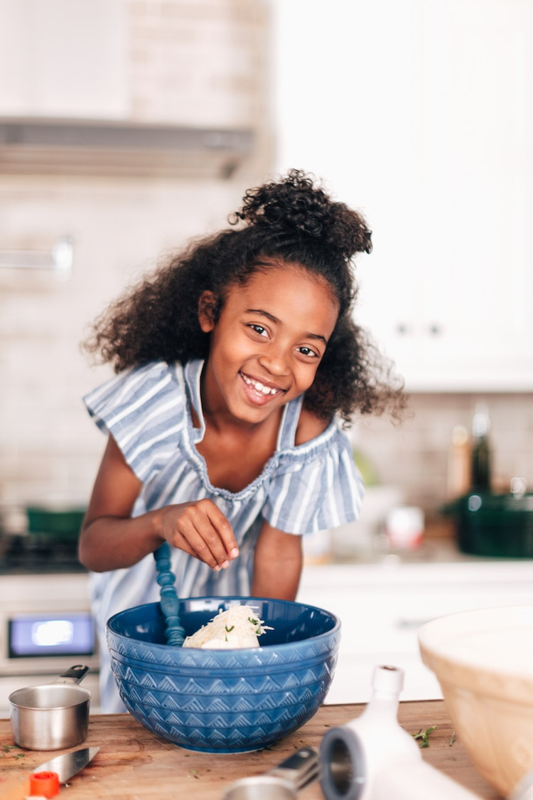 Cooking With Kids: The Basic Kitchen Skills Your Junior Chef Needs to Get Started