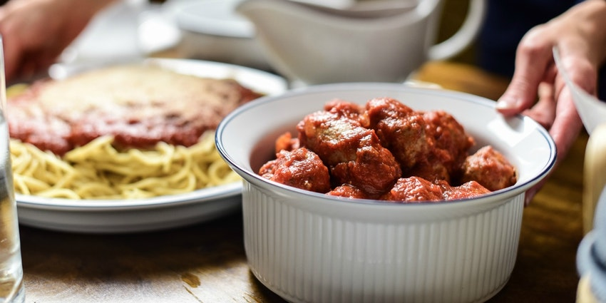 Sunday Supper: Making Memories with My Grandma's Meatballs