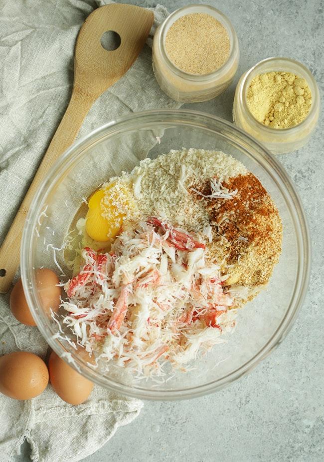 Crab Cakes 5