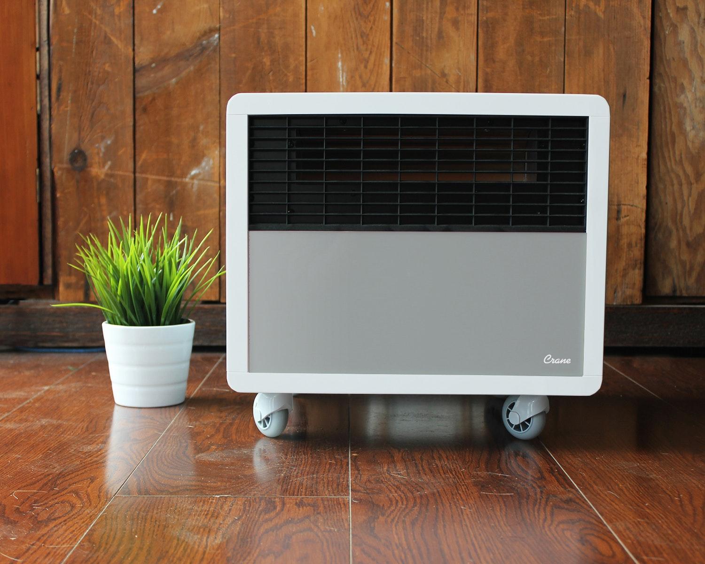 Crane Lifestyle Smart Heater Infrared White Ee 8077 W 002