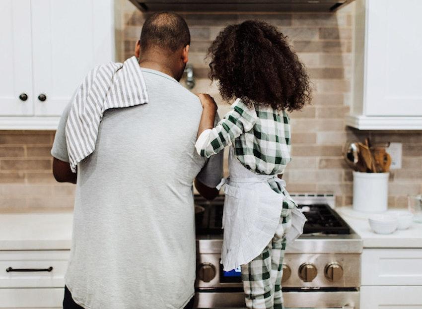 Start a Saturday Morning Family Breakfast Tradition