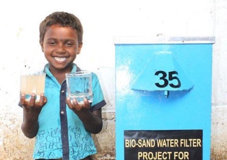How Grosche Is Bringing Clean Water to Villages Around the World