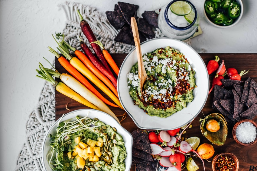 The DIY Guacamole Bar of Your Dreams