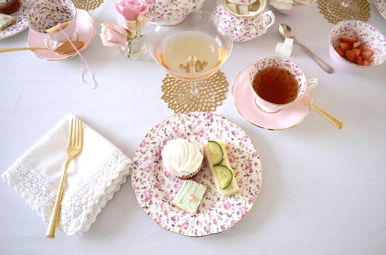 How to Throw an Afternoon Tea Party