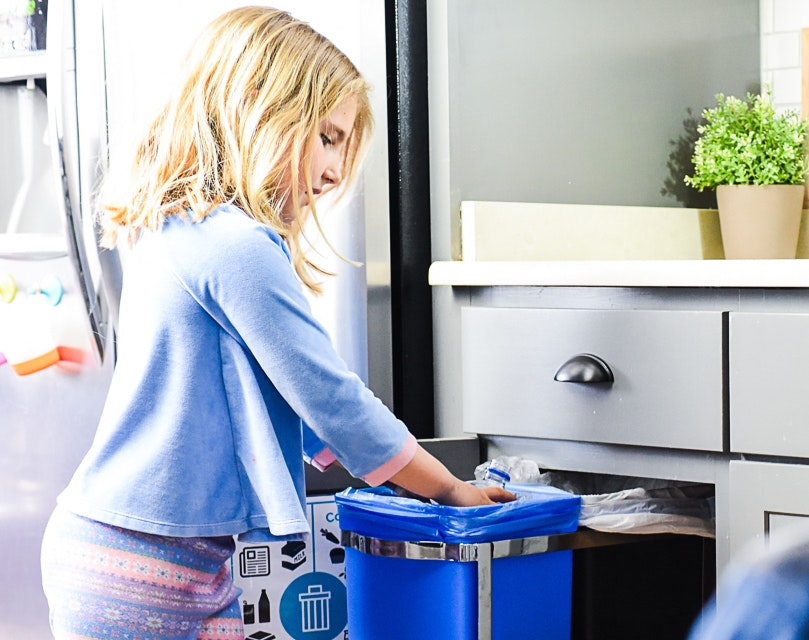 Be an Eco-Friendly Family: Simple Solutions for Recycling and Composting