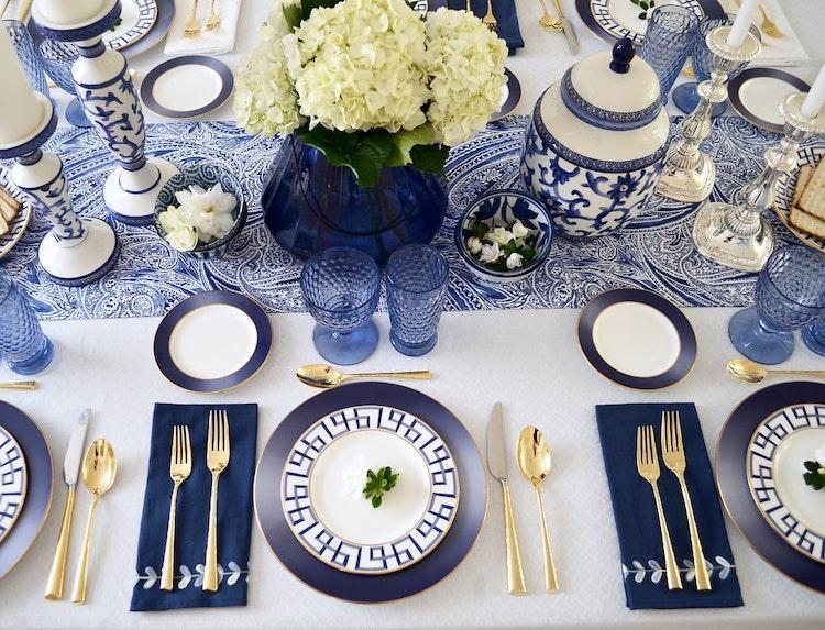 Passover Entertaining Chinoiserie Style