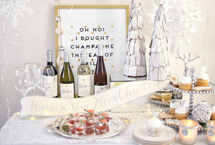 Holiday Soirée & Cocktail Party