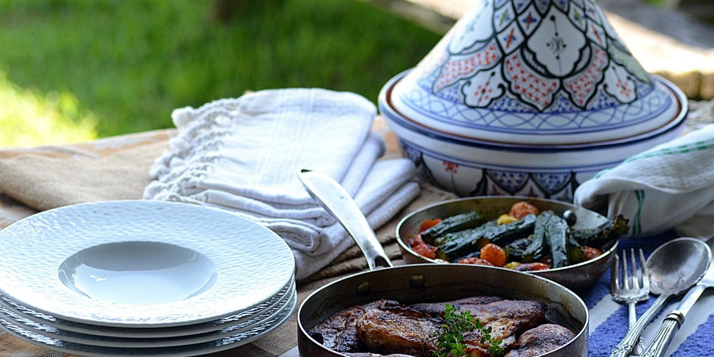 Taste of Morocco: Tagine Cooking