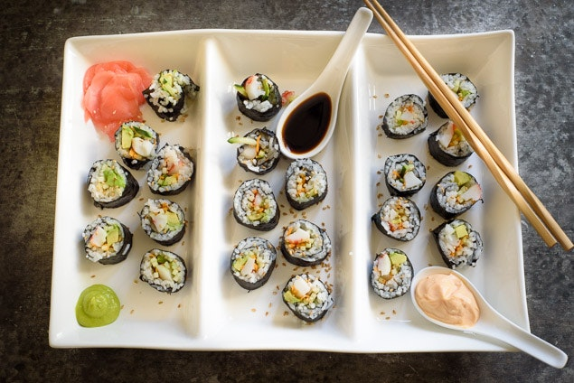 A Realistic Guide to How to Make Sushi at Home