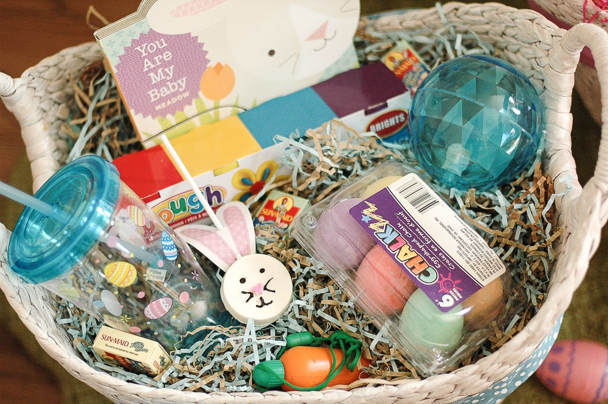 4 Steps to Building a Fabulous Easter Basket