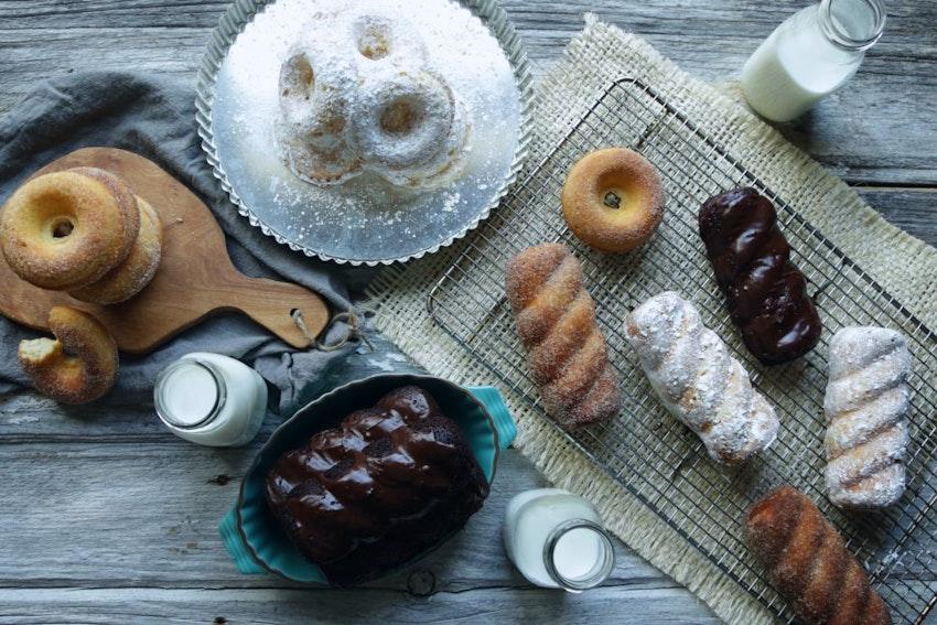 Doughnuts Made Simple