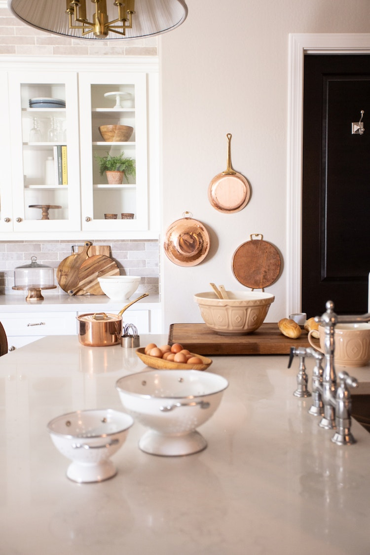 Give Your Kitchen a Downton Abbey Makeover