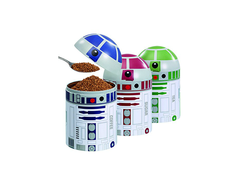 Droid Kitchen Containers