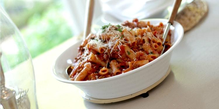 The Best Rigatoni Bolognese Recipe