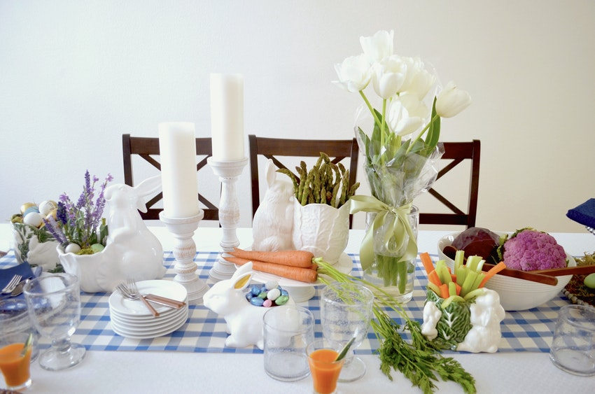 Add a Dash of Country Charm to Your Easter Brunch Table