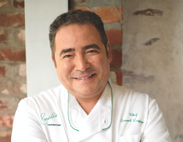 Video preview image - Emeril Lagasse
