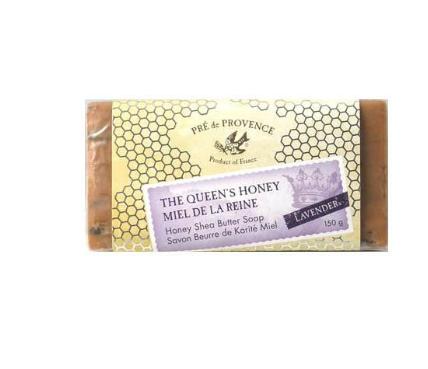 European Soaps Pre De Provence The Queens Honey Collection