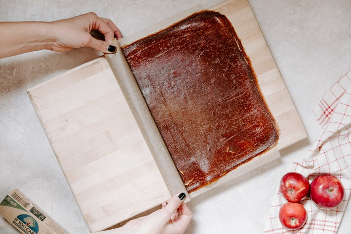 Fall Spice Fruit Leather 15