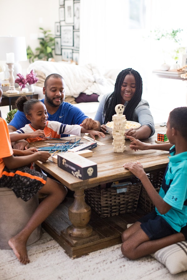 You Need to Make Family Game Night a Tradition