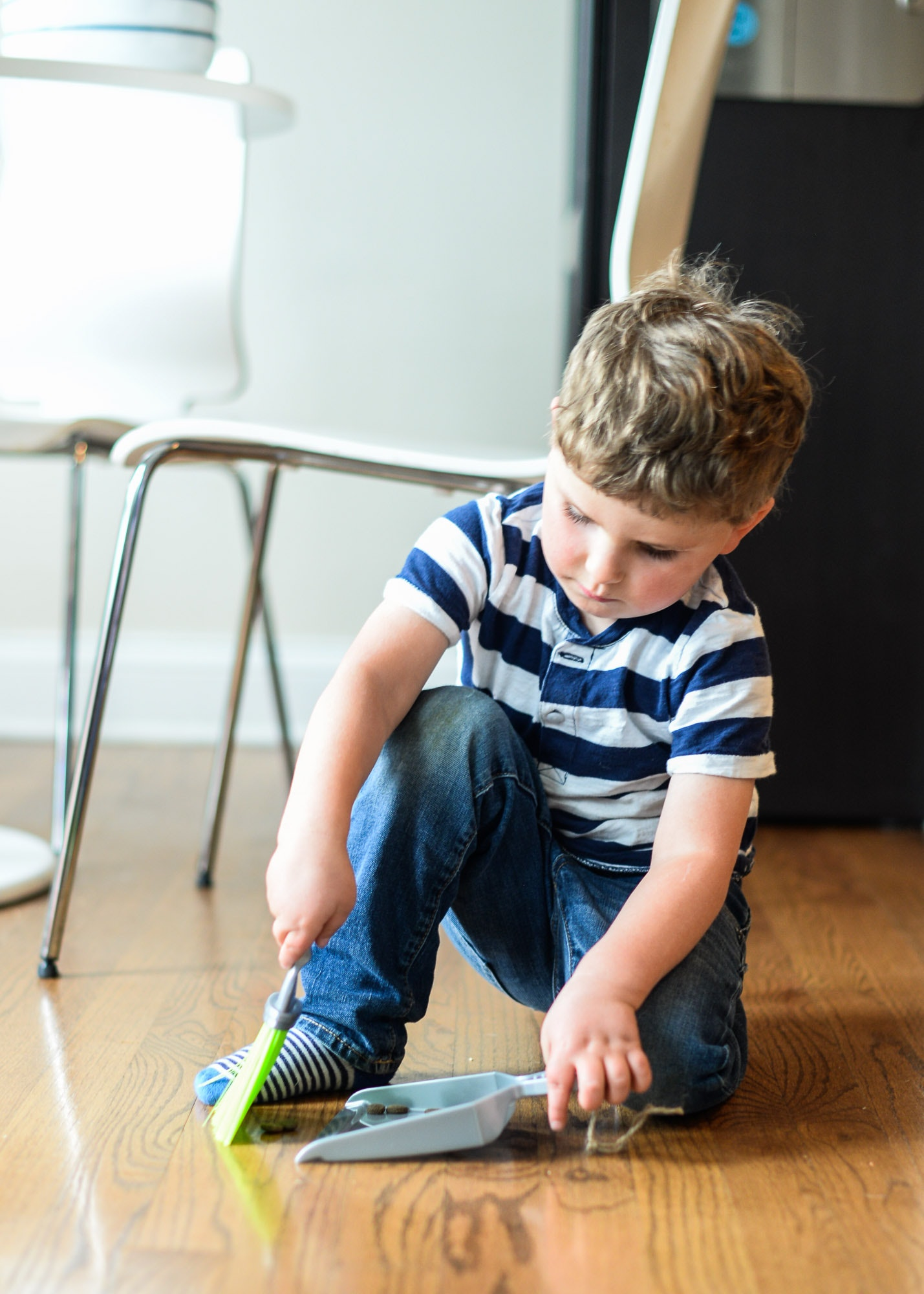 First Chores For Kids 10