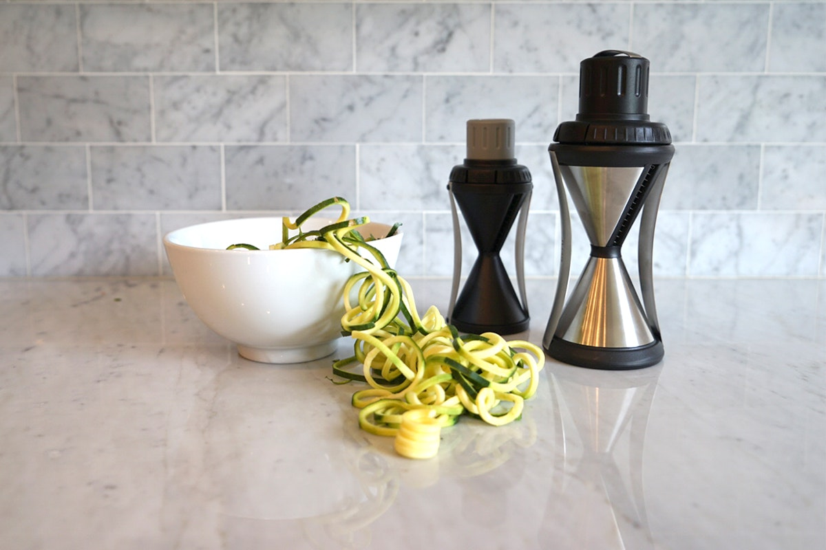 Great Gadgets for Spiralizing, Dicing and Chopping