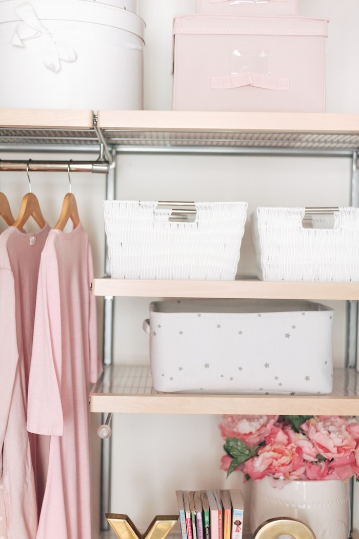 4 Smart Ideas for Organizing Your Kids' Closets