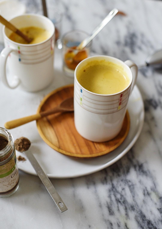 Golden Milk Latte 2