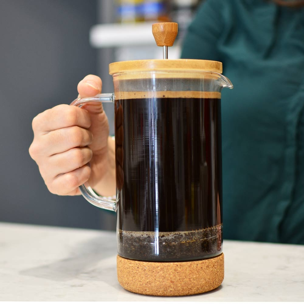 Grosche Melbourne French Press On Counter Top 1000X1000
