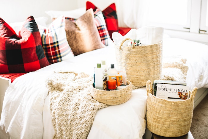 How to Get Your Guest Room Ready for the Holidays