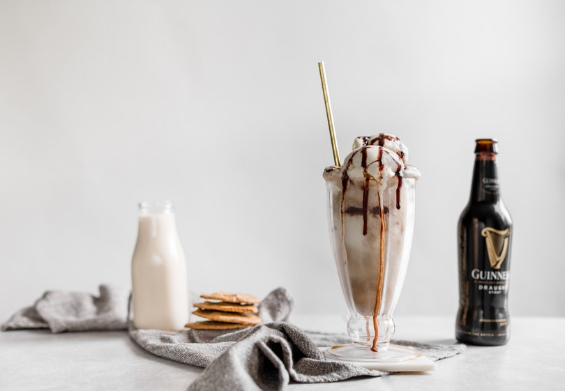 The Easy Guinness Floats You Need to Make for St. Patrick's Day