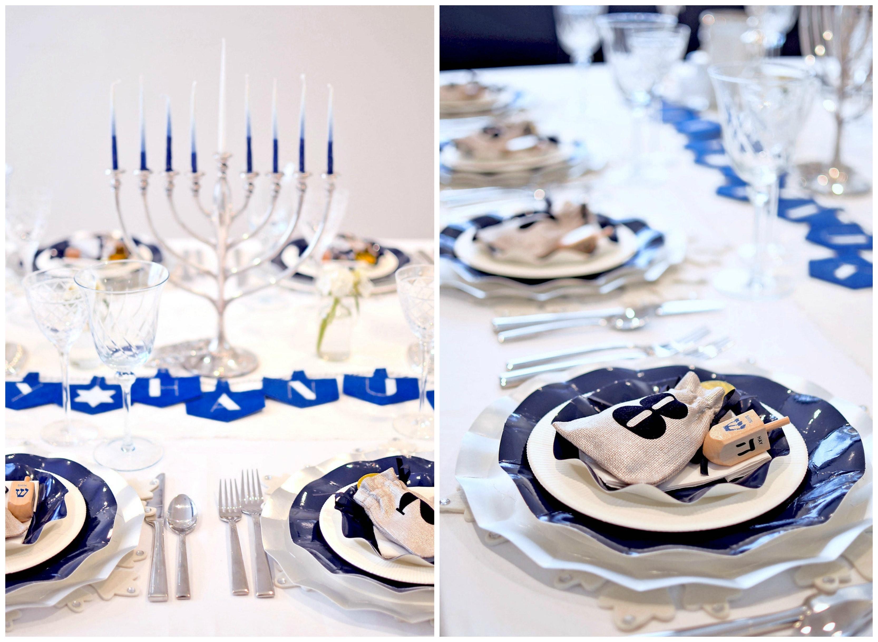 Hanukkah Collage 4