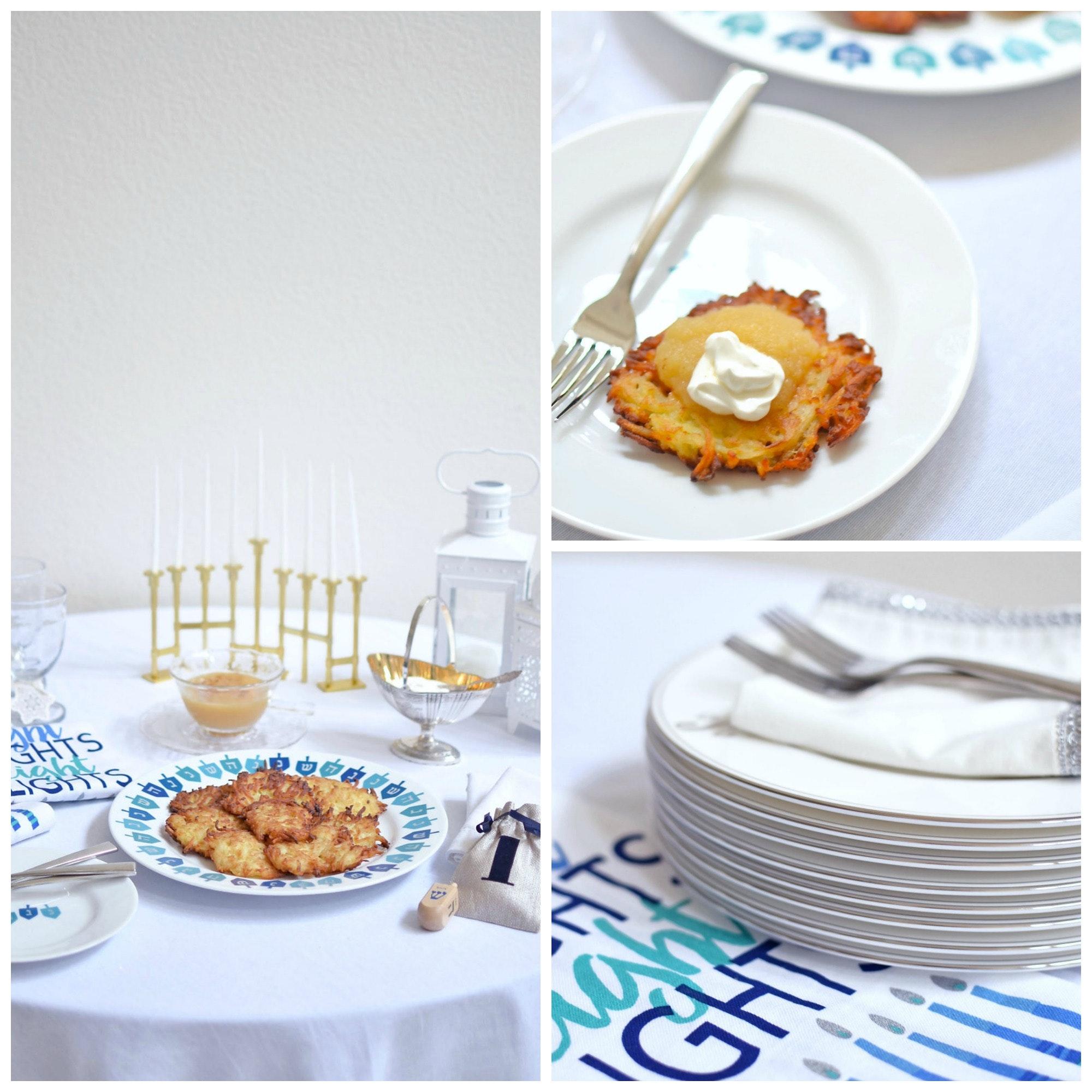 Hanukkah End Collage 2