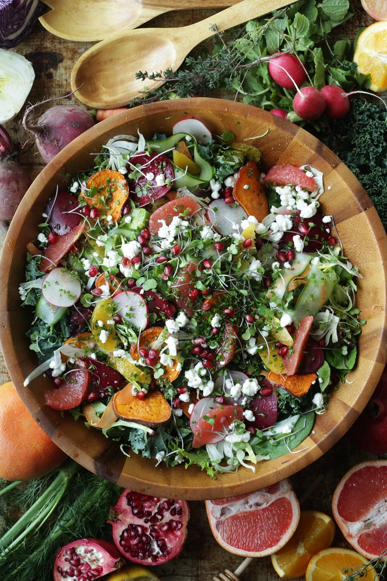 Harvest Salad 9 Resize