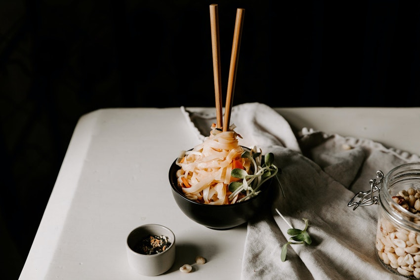 The Healthy Pad Thai Recipe That Will Make You Forget About Postmates