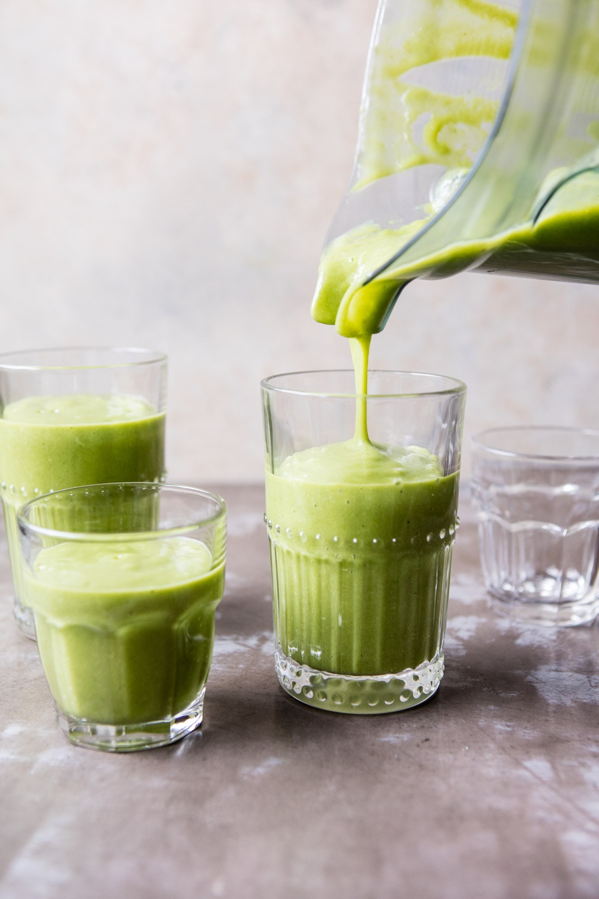 Healthy Green Smoothie 2