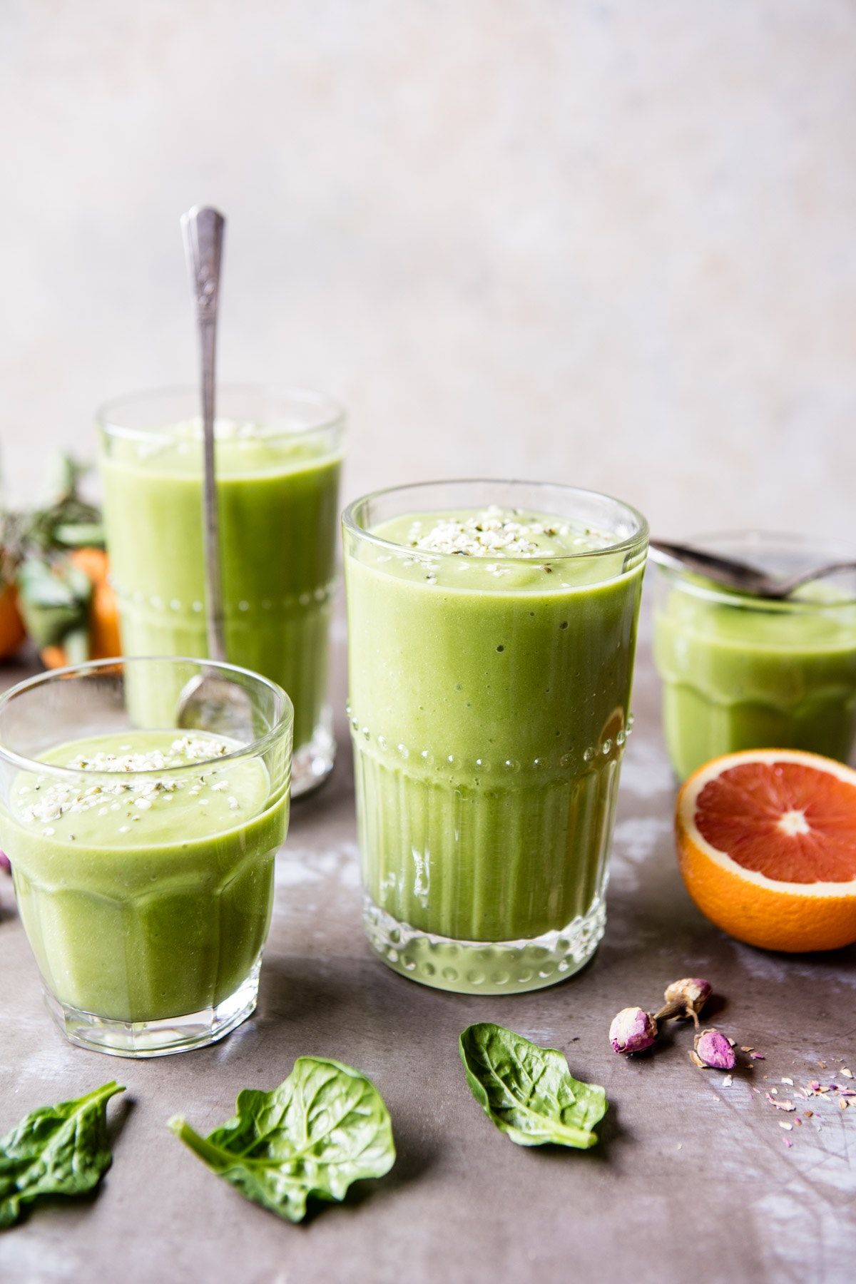 Healthy Green Smoothie 3