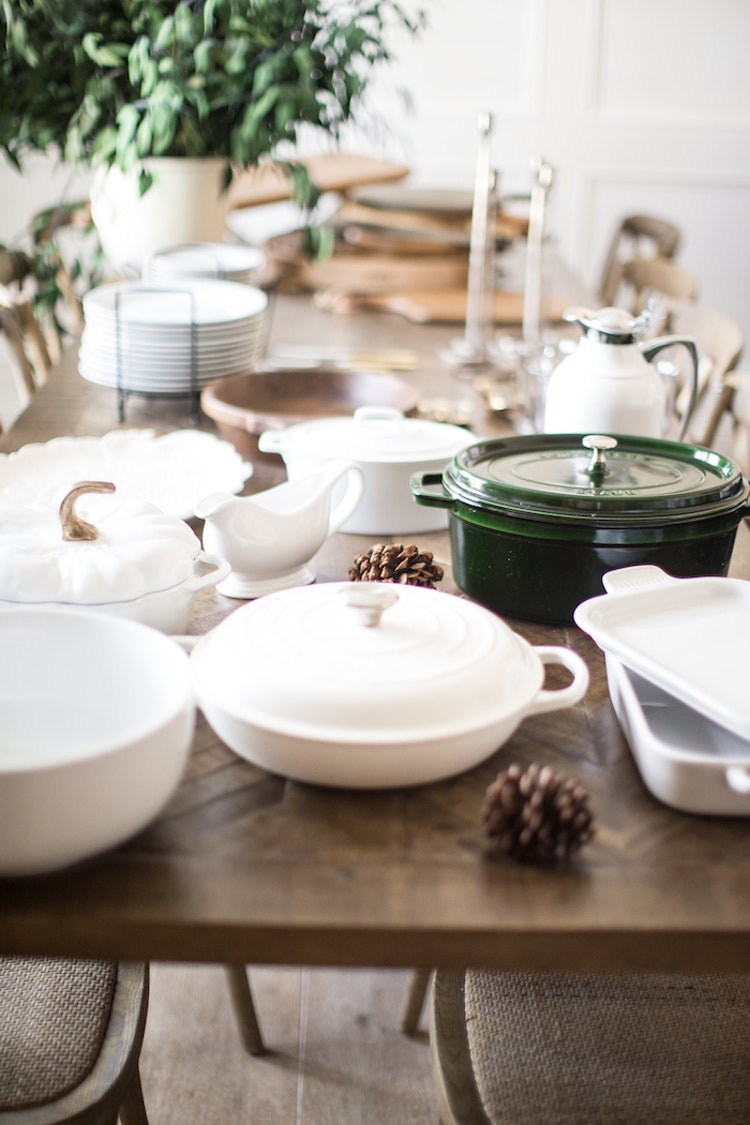 Your Guide to Making Sure Your China Cabinet is Stocked for the Holidays