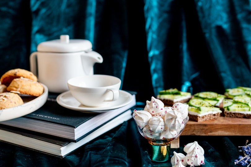 Host a Holiday Tea Party to Remember