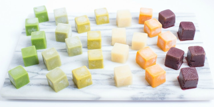 Make Your Own Baby Food The Inspired Home