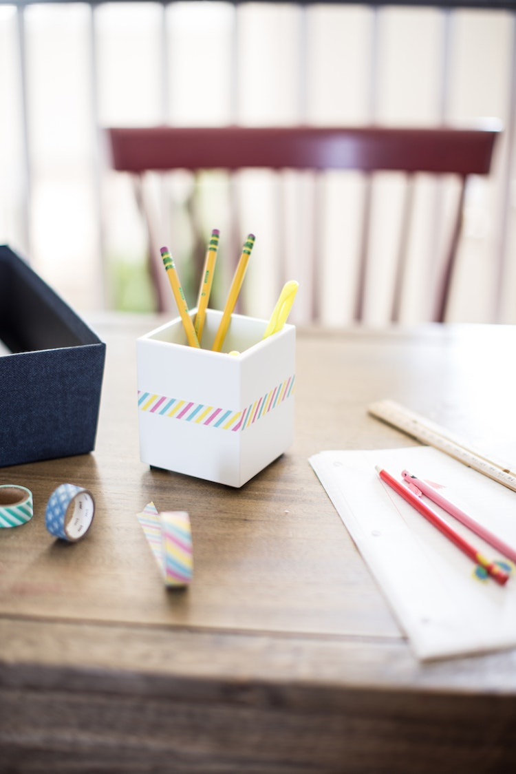How to Set Up the Most Productive Homework Station