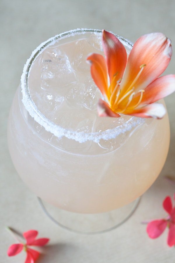 Honey Citrus Cocktail