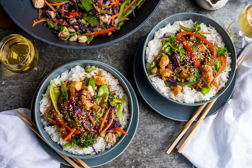 How to Make the Best Classic Stir Fry