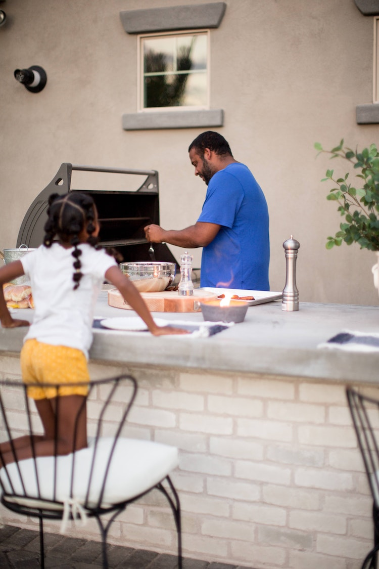 How To Set Up Your Outdoor Kitchen Or Grill Area Destiny