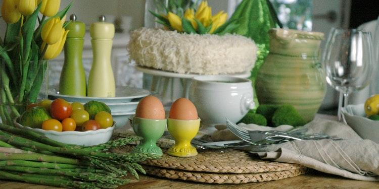 Spring Tabletop Inspiration
