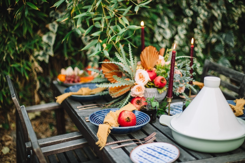 How to Throw a Moroccan Dinner Party in Your Backyard
