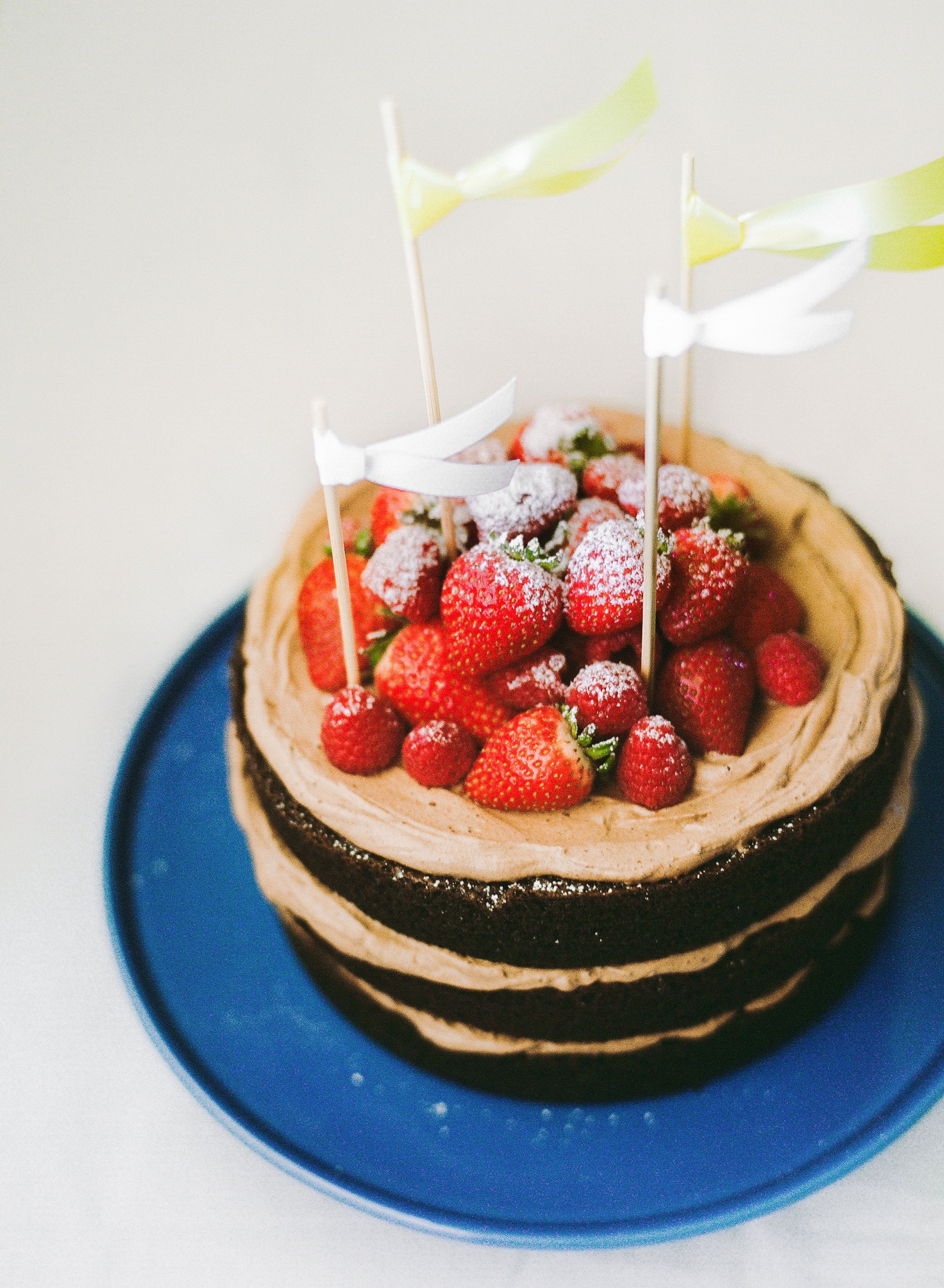 An Ode to the Old School Birthday Cake
